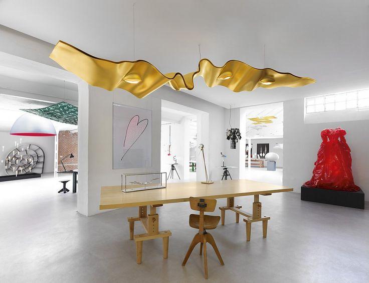 Amazing Golden Ribbon Produkte Ingo Maurer GmbH