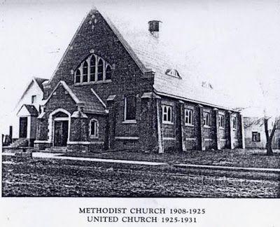 Vanishing Montreal: Demolition of church on Gordon st - Verdun