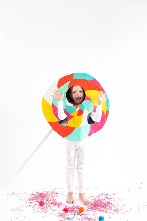 Lollipop Costume