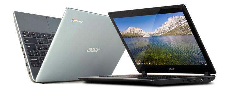 Laptop Acer C7 Chromebook Hanya $199