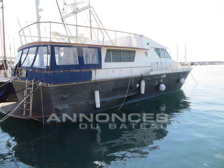 Vente ARESA ARESA 19 1976 occasion - La Teste De Buch - Gironde - France - Top Yachts: + 16 m