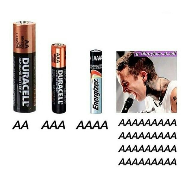 I Would Buy A Million And 3 Of Those Batteries Twenty One Pilot Memes Twenty One Pilots One Pilots
