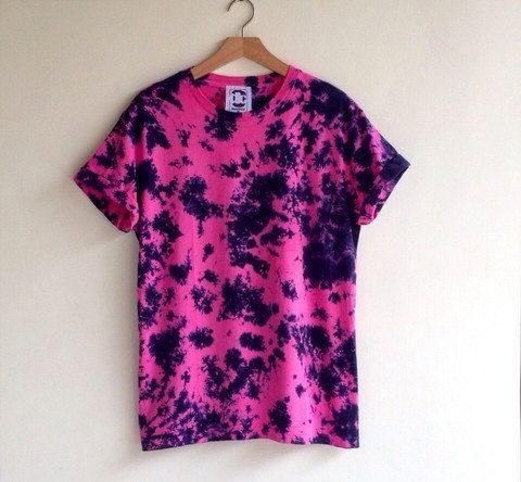 Tie Dye T-Shirt - Pink Midnight Surf Pre Order Online zuWmVg