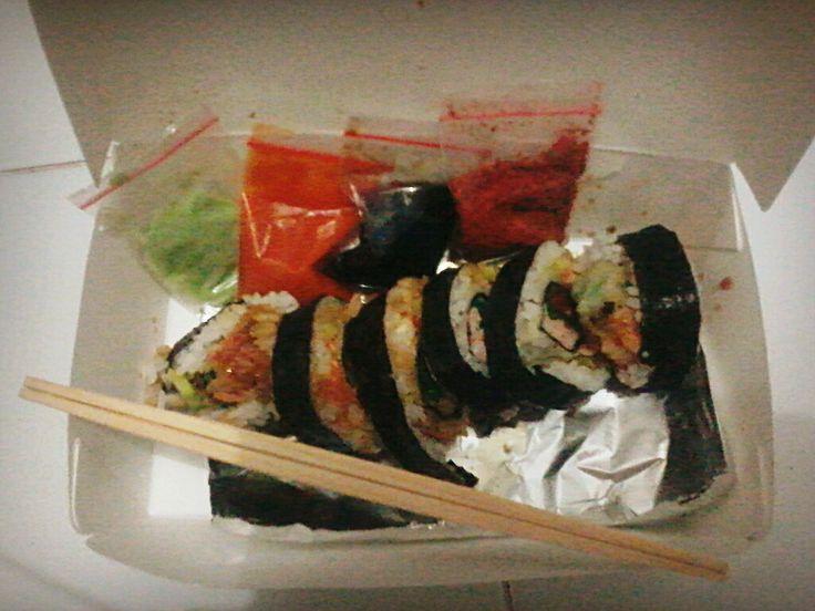 Hanna sushi roll