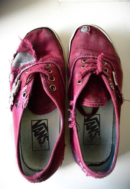 What Is The Play Red Shoes About