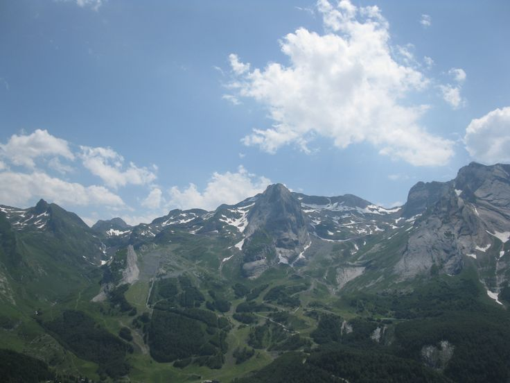 View from the Col - Jul 2013 http://our.travel