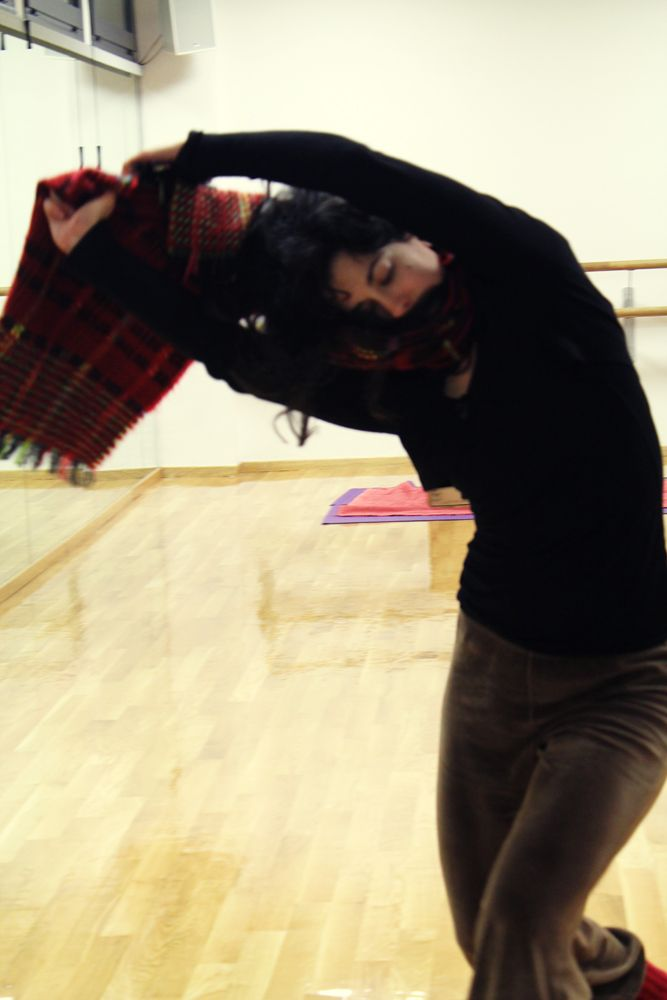 impro lab presentation | using objects | studio χορού ΚΙΝΟΥΜΕ, Thessaloniki