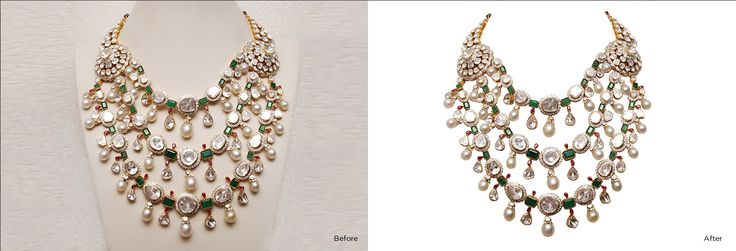 If you want to sale your jewelry online at good price or your images are looking to old then, you dont worry about it i have the solution to solve your problem.You can upload your photo in our website or get response with in 24 hours we will give you best editing on your image backround.