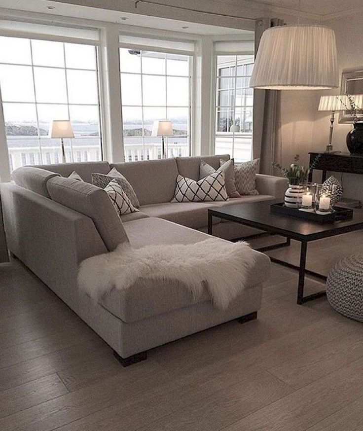 Best 55 Amazing Modern Minimalist Living Room Inspirations 640 x 480