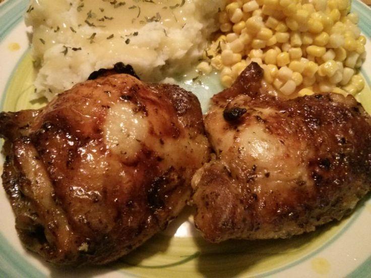 Pollo Asado (Mojo Baked Chicken) | Recipe | Our Recipes ...