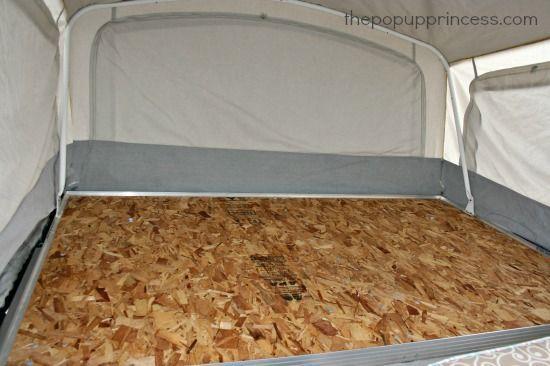Pop Up Camper Beds