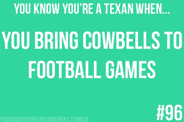 high school football games to be exact.