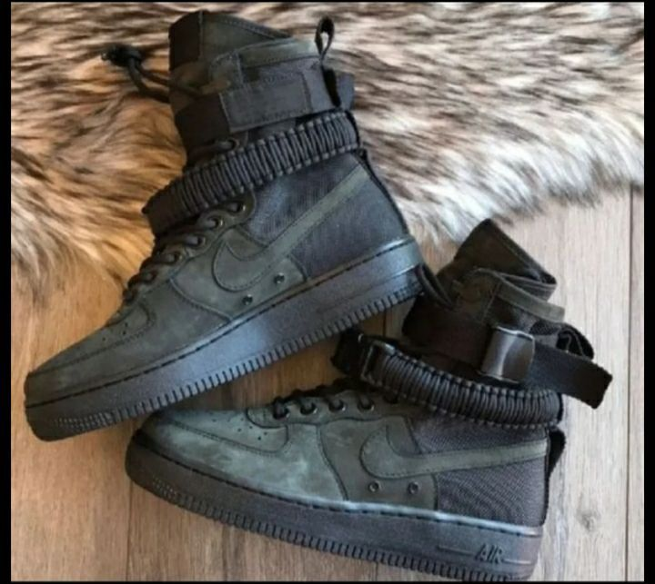 Nike fashion sneakers, Nike sf af1