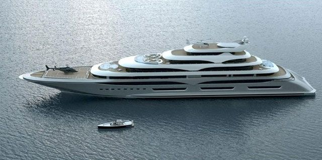 5 Biggest Megayacht Deliveries Set for 2015 - Megayacht News