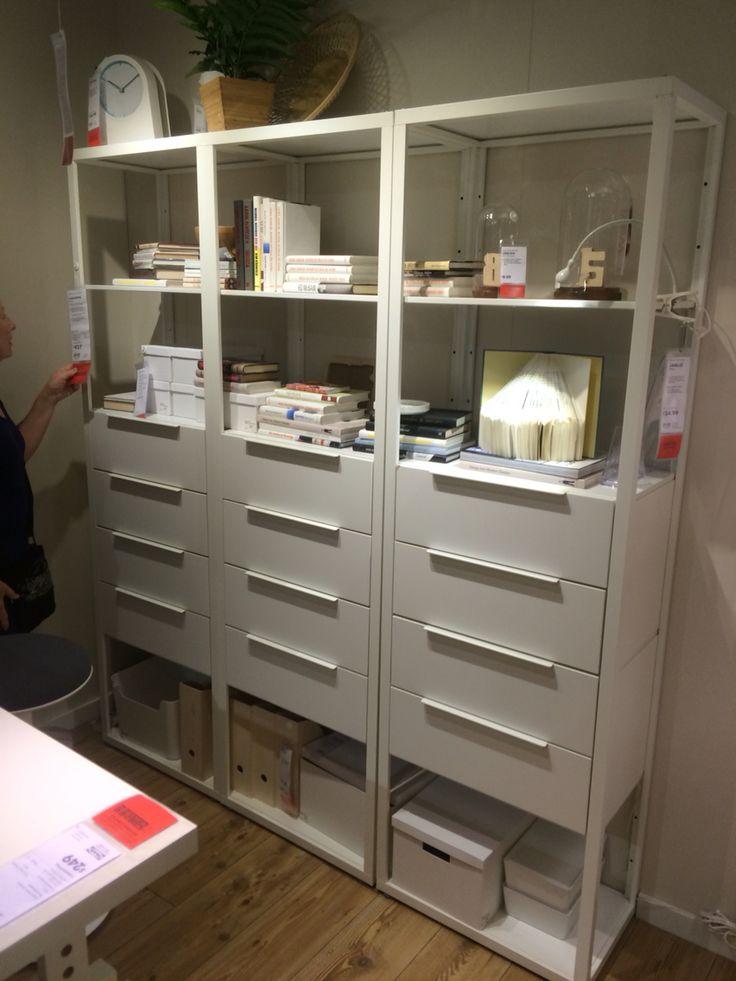 Fjalkinge Storage Unit From Ikea Ikea Pax Closet