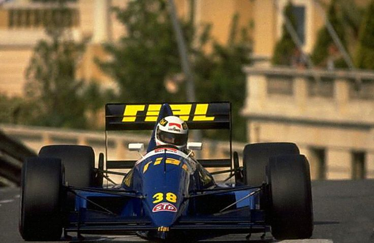 1989 Rial ARC02 - Ford (Christian Danner)