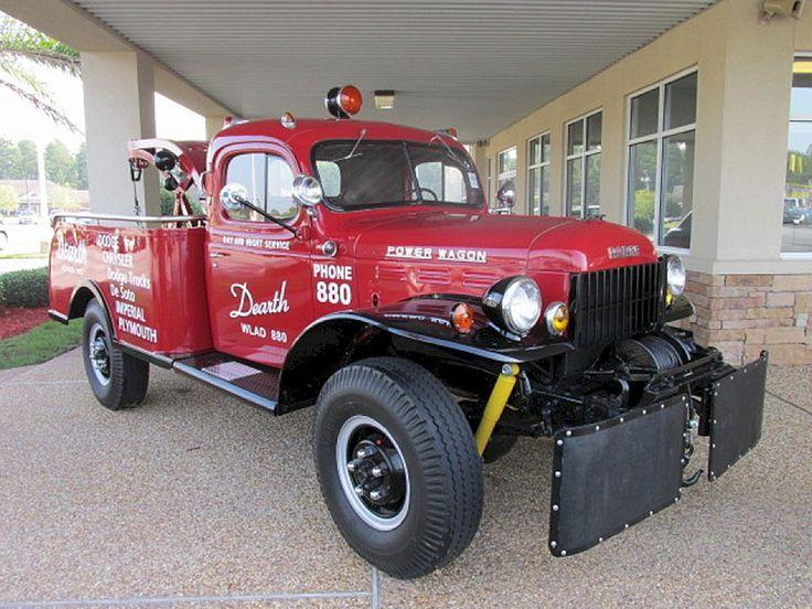 1041 best Dodge Powerwagons images on Pinterest   Classic ...