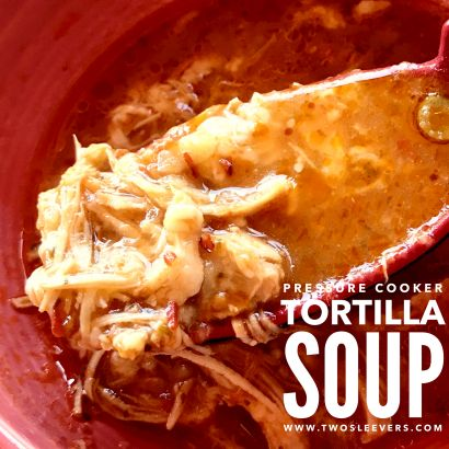 I have simplified my previously simple Tortilla Soup Recipe even more, by cooking it all in one step, in the Instant Pot, but without compromising the flavor. There's really only one manual step, but this one is an important one. It's essential to sauté the vegetables until they thicken. This will take at most 10 … … Continue reading →