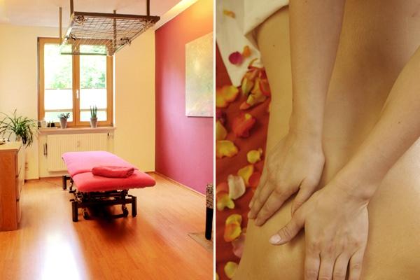 unsere Praxisräume der Physiotherapie Dresden im Stadteil Südhöhe