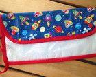 Porta Kit Higiene Bucal Naves Espaciais