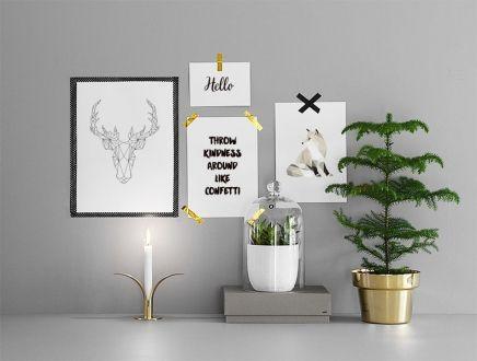 Inspiration for you kids bedroom. Find more inspiration, prints and frames at www.desenio.co.uk