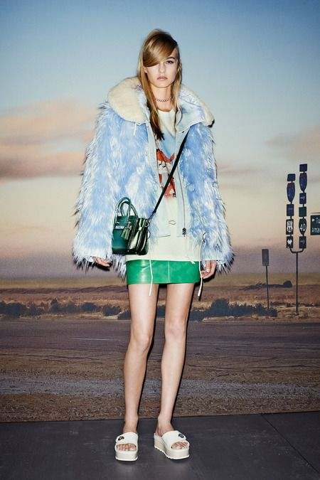 Coach | Spring 2015 Ready-to-Wear Collection | Style.com
