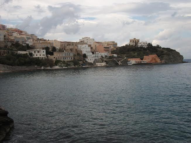 View of Hermoupolis