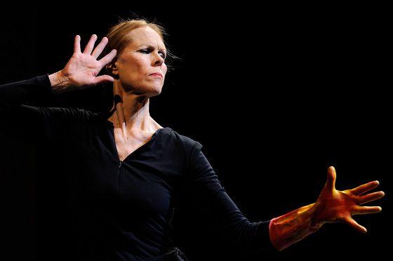 Carolyn Carlson dans les lignes de Rotkho au Festival June Events
