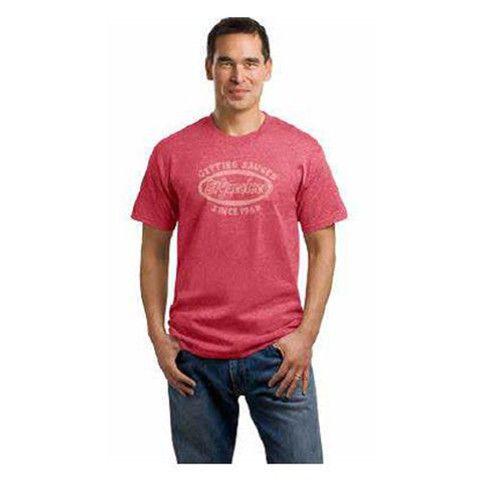 El Yucateco Getting Sauced Short Sleeve Tee - Unisex - Red – El Yucateco Gear Shop