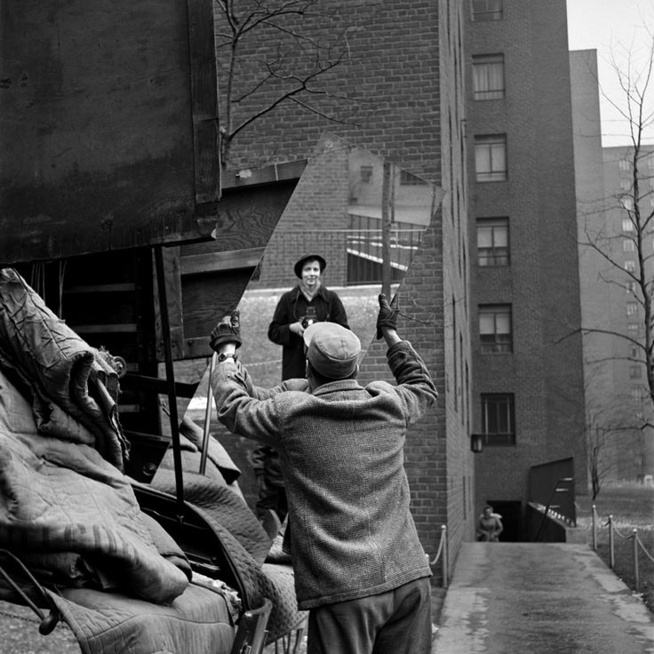 Vivian Maier – Selfportrait, February 3, 1955