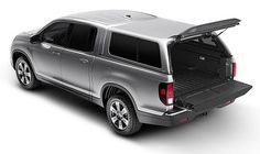 Motor'n | A.R.E. Offers Truck Cap and Tonneau for 2017 Honda Ridgeline