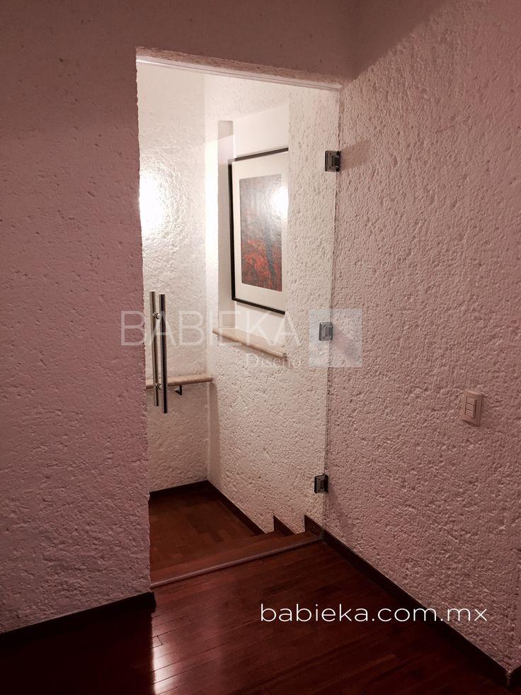 17 meilleures id es propos de puertas abatibles sur - Puerta cristal abatible ...