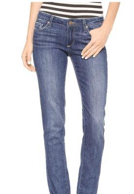 Paige Denim Jimmy Jimmy skinny jeans (on sale at #ShopBop!)