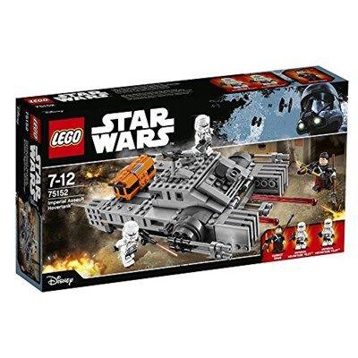 Chollo en Amazon España: Figura LEGO Star Wars Imperial Assault Hovertank (75152) por solo 14,99€ (un 65% de descuento sobre el precio de venta recomendado y precio mínimo histórico)