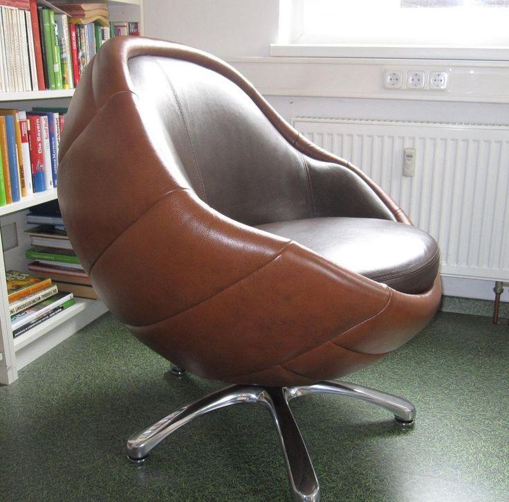 Delightful Edler Lounge Sessel Im Fußball Retro Design (der WM Hit!)   Neupreis 2199  Euro | Ben U0026 Mattis Zimmer | Pinterest | Euro Images