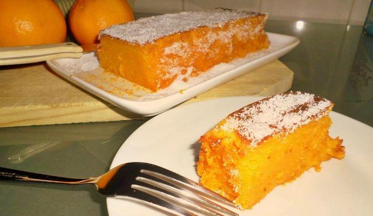 Bolo de Cenoura e Laranja - http://www.sobremesasdeportugal.pt/bolo-de-cenoura-e-laranja-4/