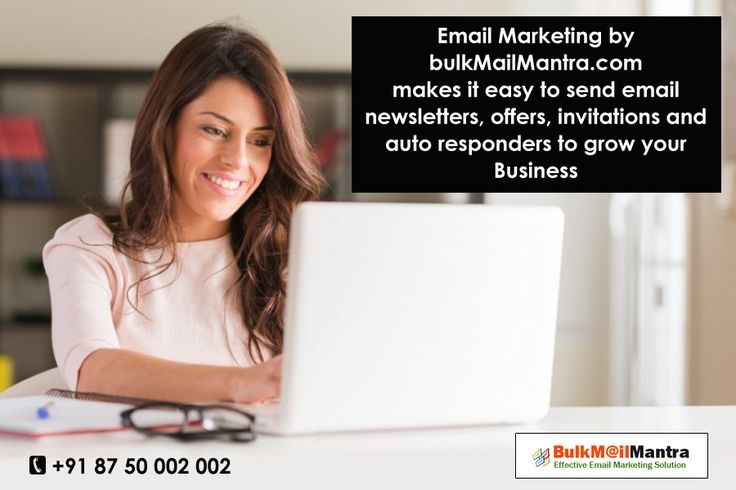 Email marketing is a form of direct marketing which uses electronic mail as a means of communicating commercial or fund-raising messages to an audience. # call +91 8750 001 001 # http://www.bulkmailmantra.com/