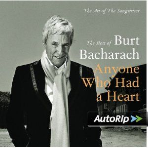 New 2013 collection featuring 40 of his best-loved songs performed by Elvis Costello, Elvis Presley, Neil Diamond, Sandie Shaw, Dusty Springfield, Dionne Warwick, Scott Walker, Aretha Franklin & others!  #christmas #gift #ideas #present #stocking #santa #music #BurtBacharach