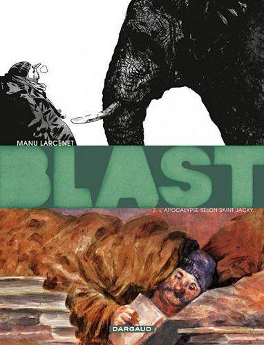 Blast, Tome 2 : L'Apocalypse selon saint Jacky (Grand Prix RTL 2011) de Manu Larcenet, http://www.amazon.fr/dp/2205067591/ref=cm_sw_r_pi_dp_kxTPsb0HQ3YZV