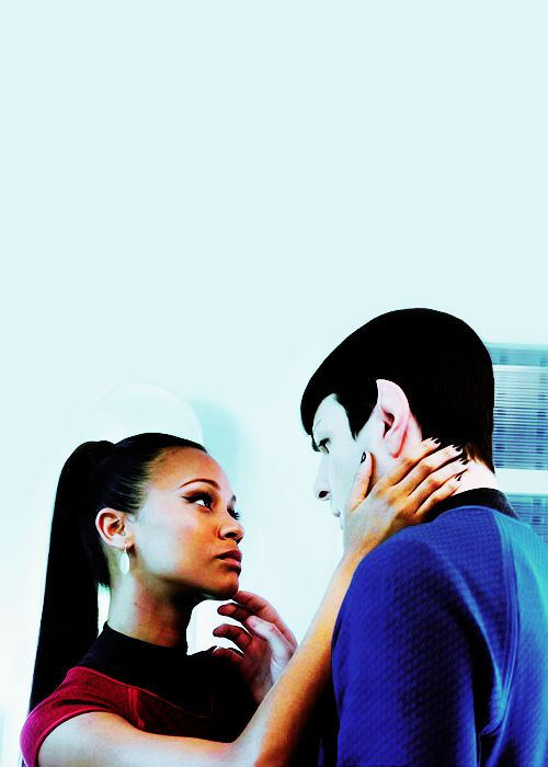 Star Trek Into Darkness - Spock & Uhura