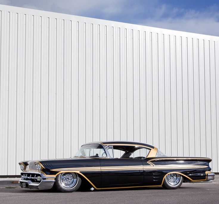 71 best 1958 Chevrolet images on Pinterest | Chevrolet, Impala and ...