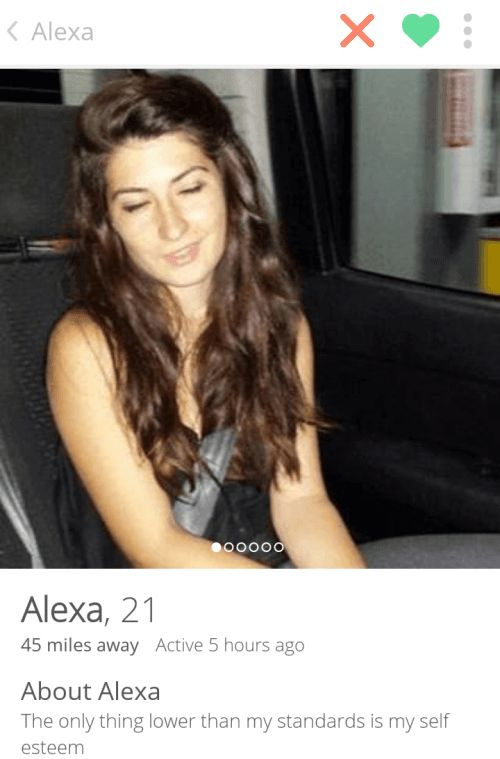 Bio On In To Things Funny Tinder Your Put