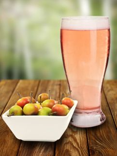 AHA Home Brew Recipe of the Week is a Crabapple Lambic Style Ale.  Get brewin'!
