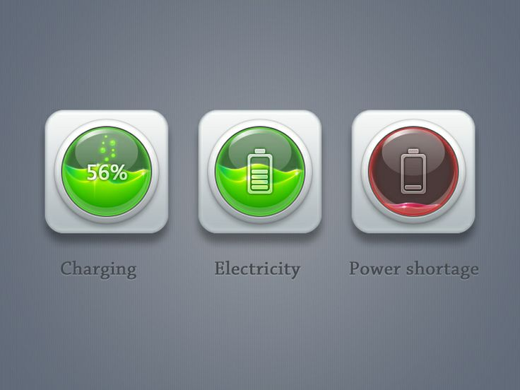 Electricity - by BDZJason | #ui