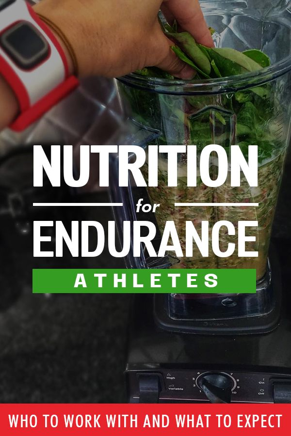 Sports nutrition for runners - Understanding who is certified to provide sports nutrition for endurance athletes and why it's more than calories
