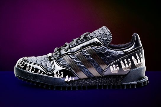 Photo: Courtesy of adidas. #refinery29 http://www.refinery29.com/2014/10/76581/adidas-mary-katrantzou-collaboration-images#slide-12