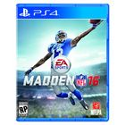 Madden NFL 16 for PS4 and PS3 Release Date 8/25/15 Pre-Order Now!