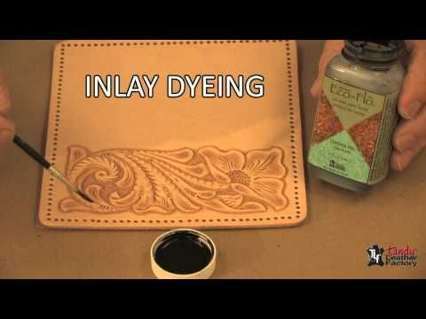Tandy Leather Dying video