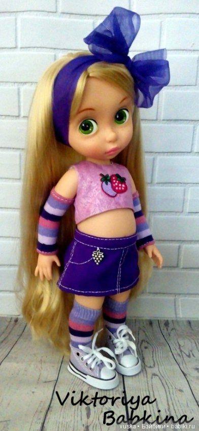 Disney animators - продолжаем переодевашки / Куклы Принцессы Диснея, Disney Princess от Disney Animators / Бэйбики. Куклы фото. Одежда для кукол