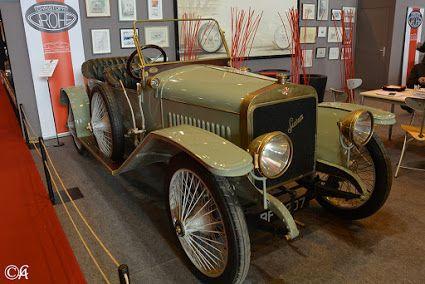 Automobile HISPANO-SUIZA Alphonse XII   1913 Google+